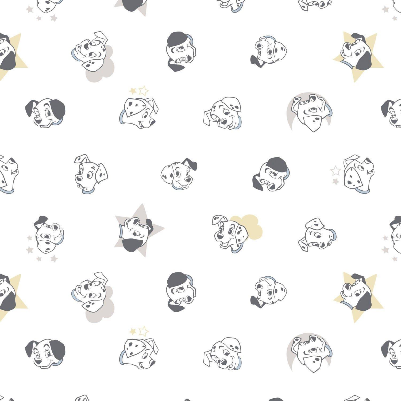 101 Dalmatians Puppy Faces 02