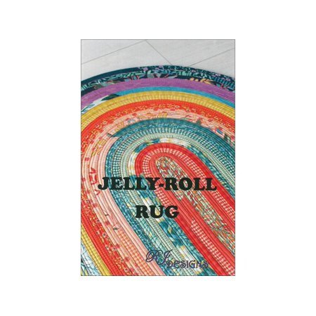 Jelly Roll Rug - Pattern