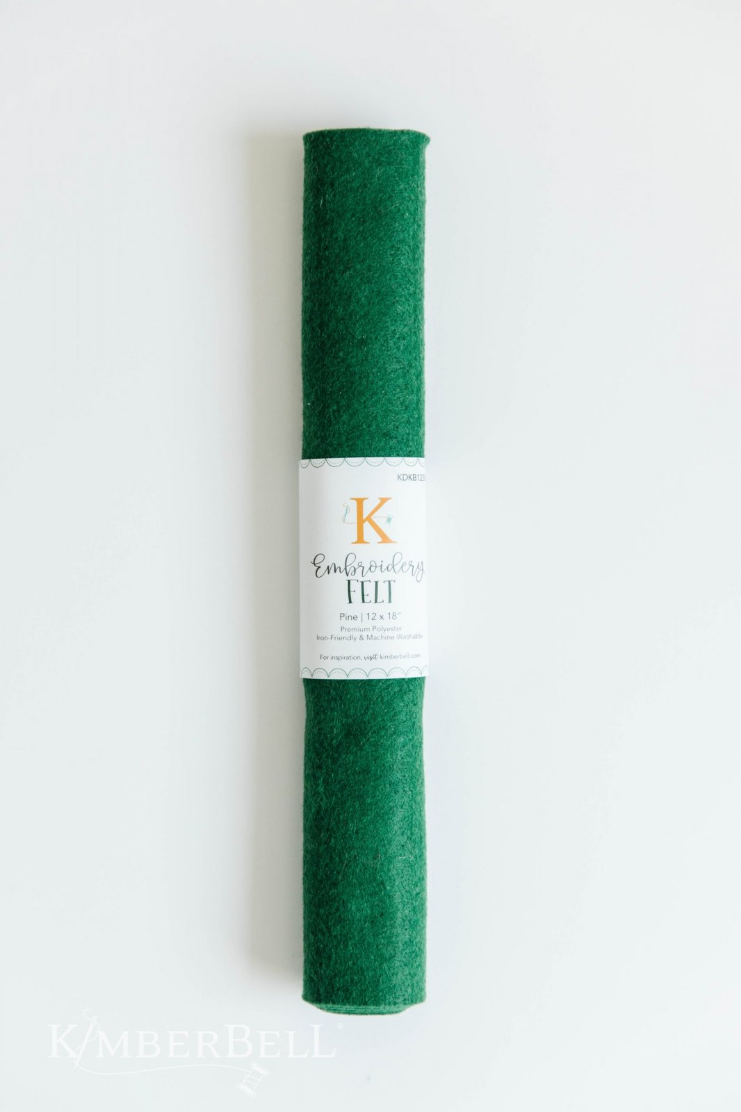 Kimberbell 12 x 18 Felt - Pine