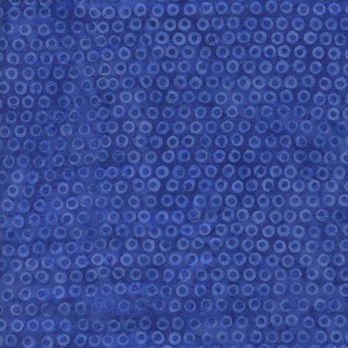 Island Batik 21-D1 Cherio - Ocean