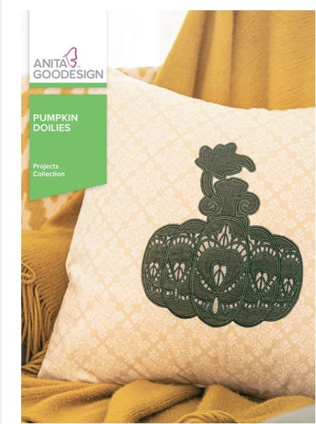 Pumpkin Doilies - Projects Collection - Download