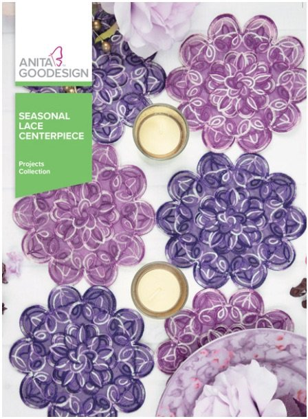 Seasonal Lace Centerpiece - Projects Collection - Download