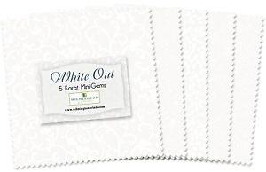 White Out 5 Karat Mini-Gems