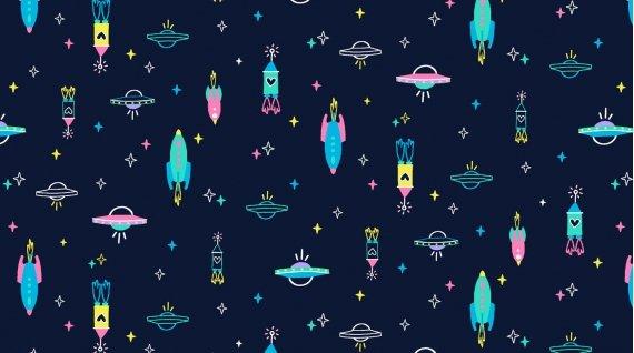 Spaceships Midnight