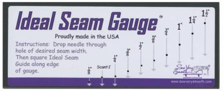 Ideal Seam Gauge