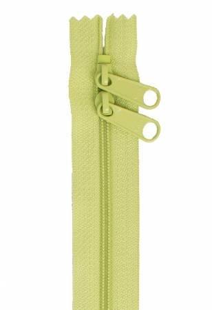 Handbag Zipper 40 Chartreuse - Double-Slide