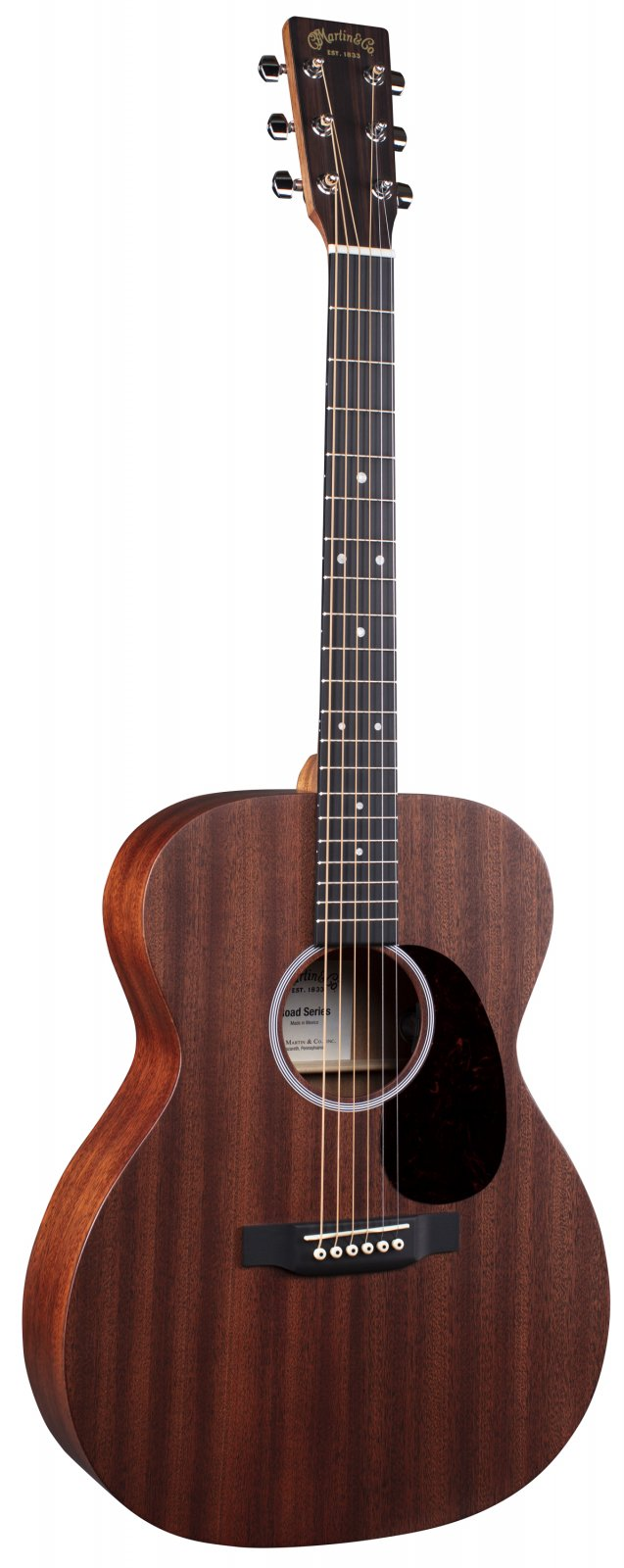 martin 000 10e sapele top acoustic electric guitar with. Black Bedroom Furniture Sets. Home Design Ideas