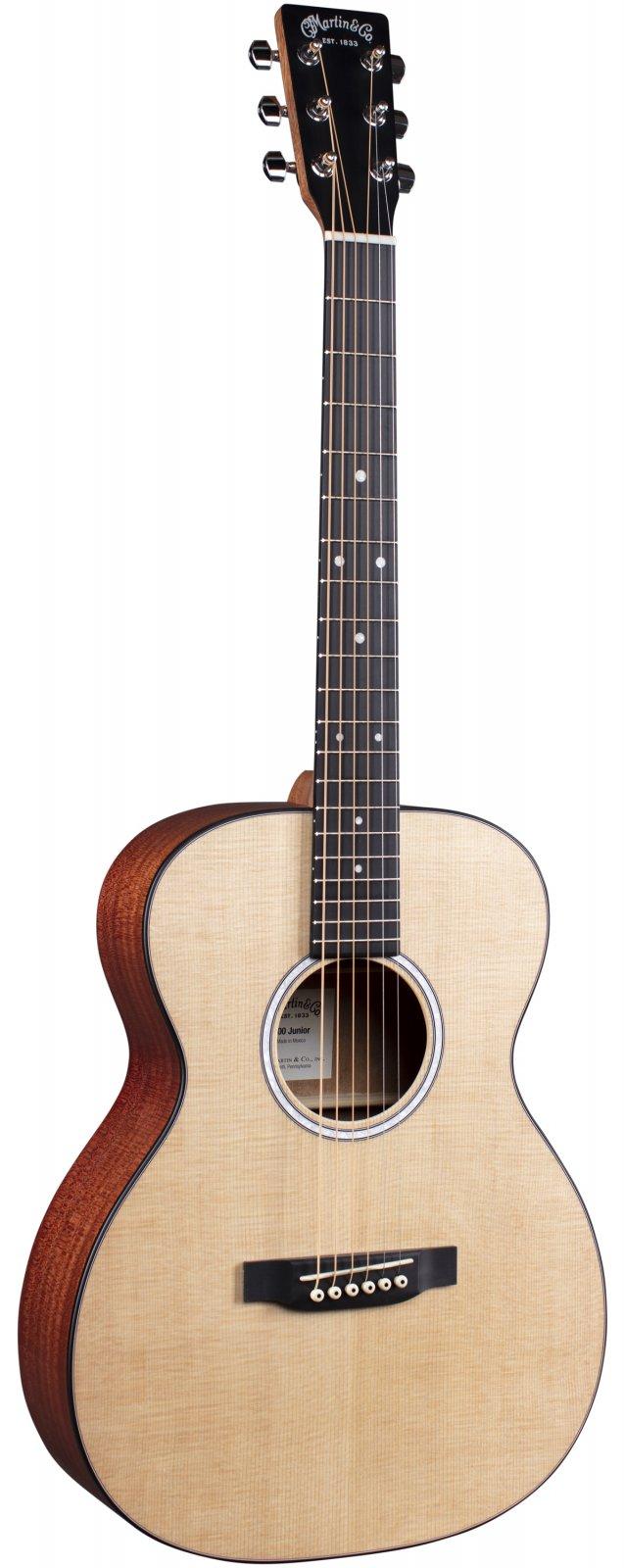 Martin 000 Jr-10 Junior Auditoriam Acoustic Guitar with Gigbag