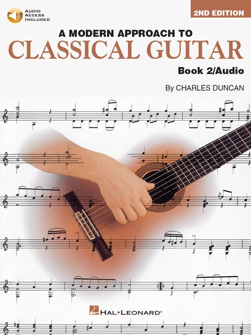 A Modern Approach to Classical Guitar
