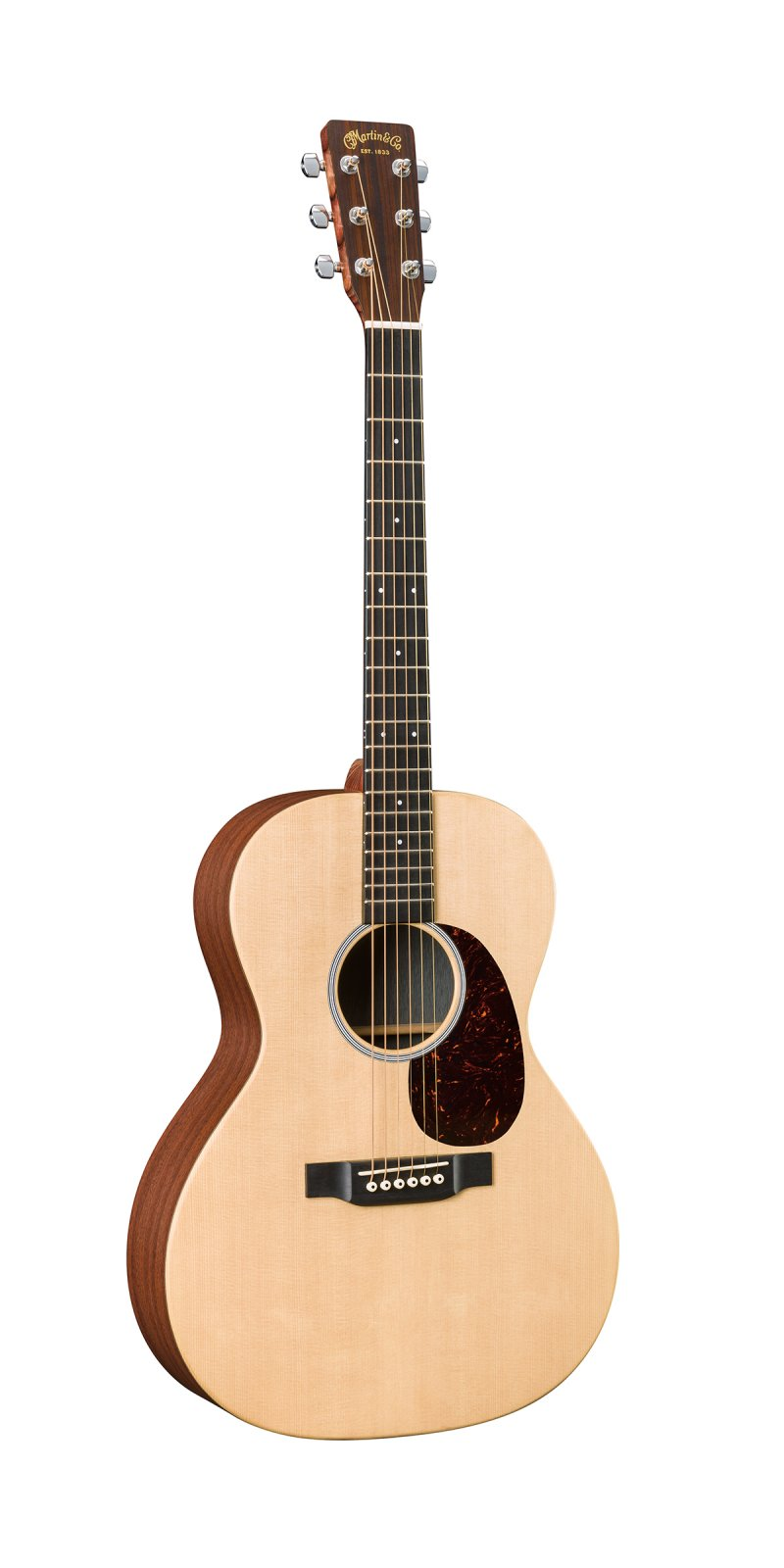 Martin 00-LX1AE Grand Concert Acoustic/Electic Guitar with Gig Bag