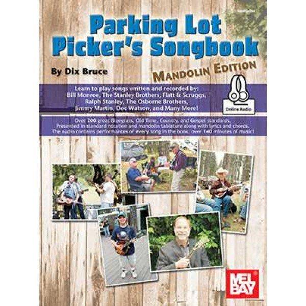 Parking Lot Picker's Songbook Mandolin Edition