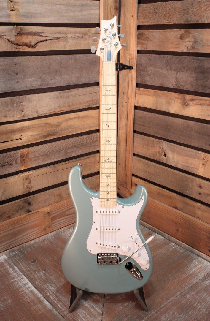 PRS Silver Sky John Mayer Signature Guitar in Polar Blue Finish with Gigbag