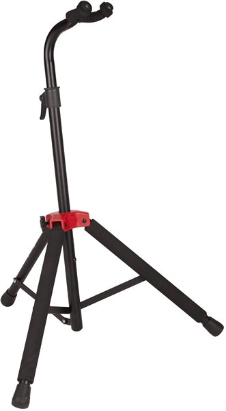 Fender 0991803000  Deluxe Hanging Guitar Stand Black/Red