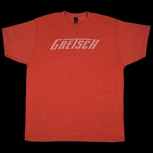 Gretsch Logo Tee Heather Orange