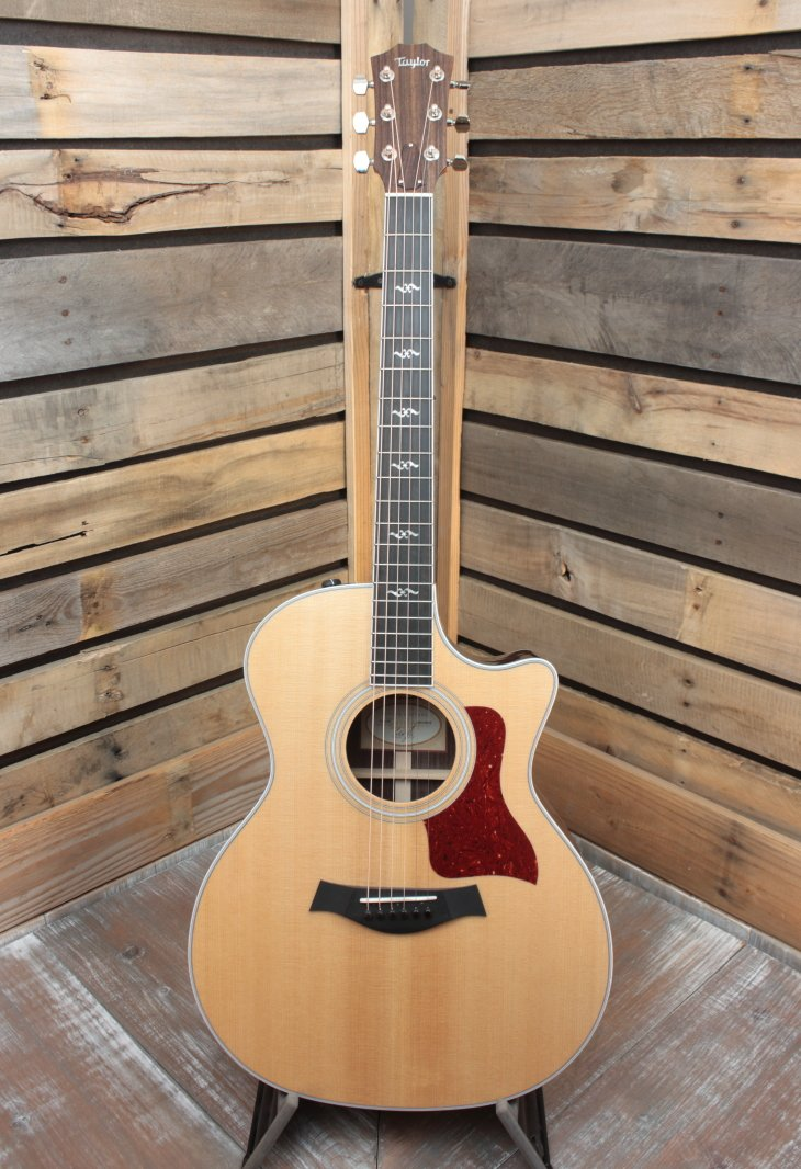 Taylor 414ce-R Rosewood/Spruce Grand Auditorium Acoustic/Electric Guitar