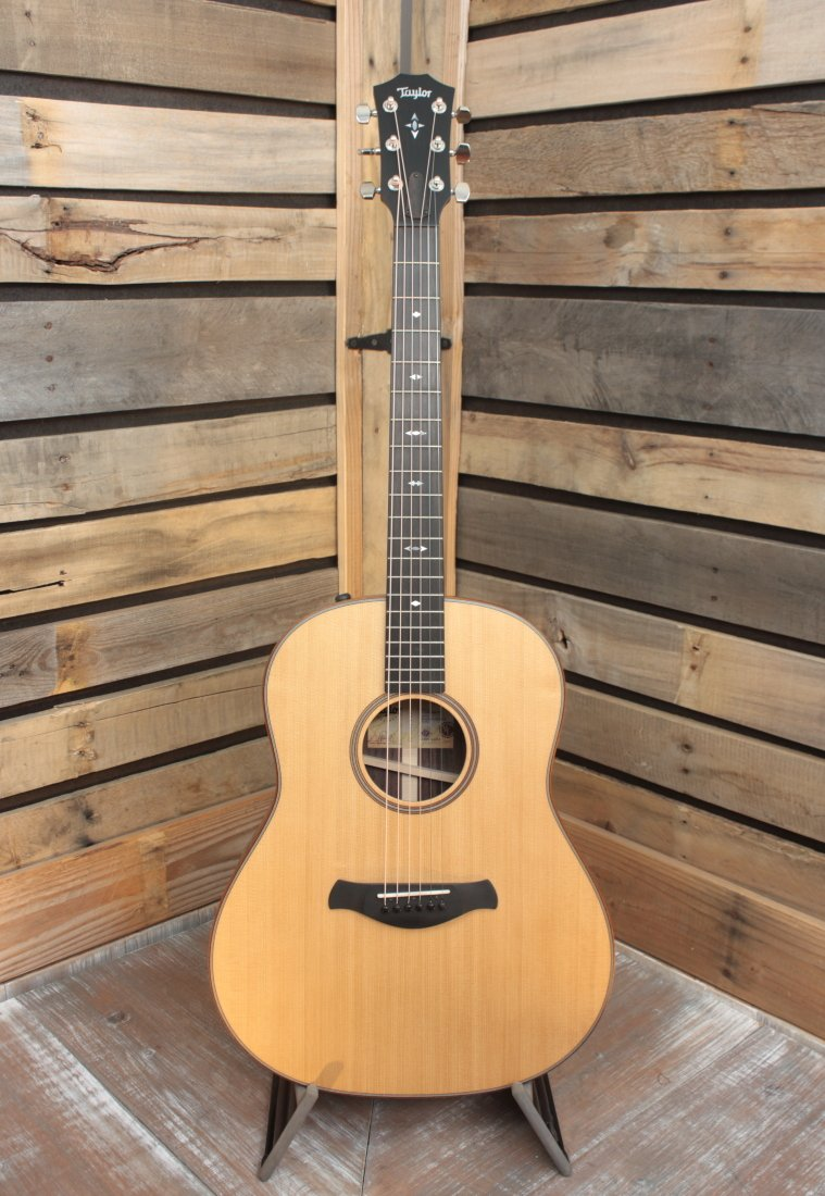 Taylor 2019 Builder's Edition 717e Acoustic/Electric Guitar with Hardshell Case