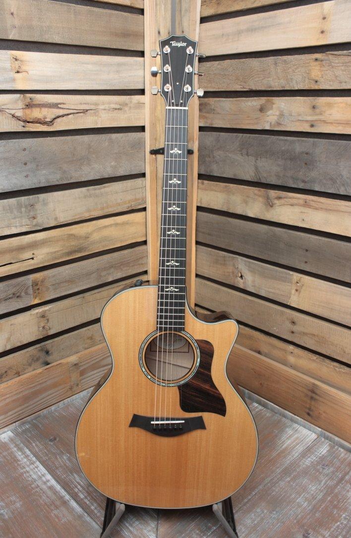Taylor 614ce Grand Auditorium Acoustic/Electric Guitar w/Case
