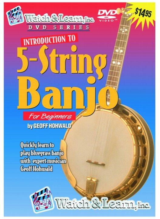 5 String Banjo DVD