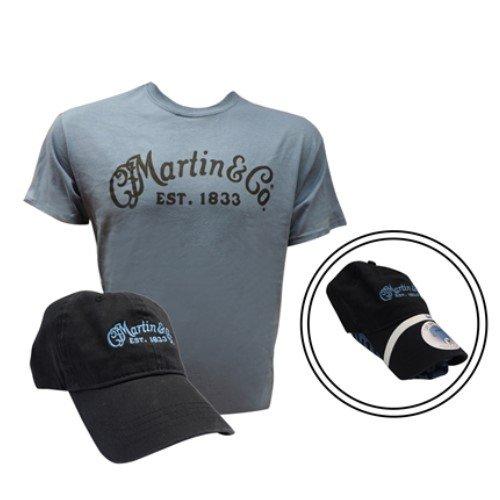 Martin Hat and Shirt Combo