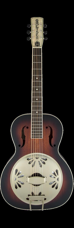Gretsch G9240 Alligator Biscuit Round-Neck Resonator Guitar