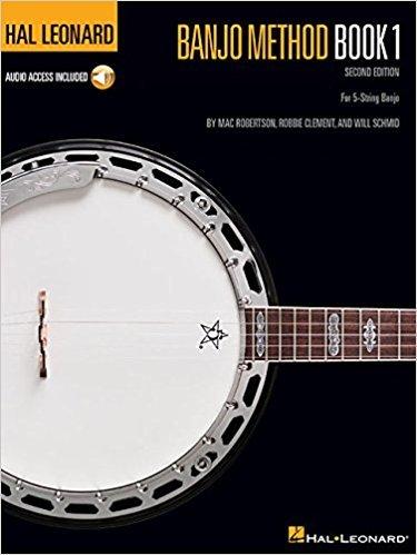 Hal Leonard Banjo Method Book 1