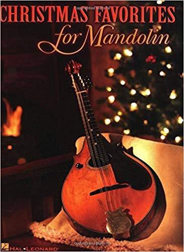 Hal Leonard Christmas Favorites for Mandolin