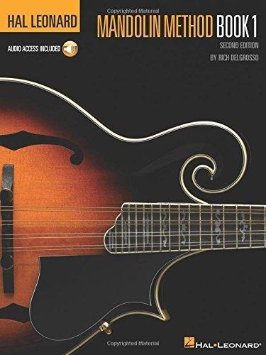 Hal Leonard Mandolin Method Book 1