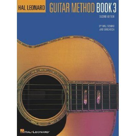 Guitar Method Book Three