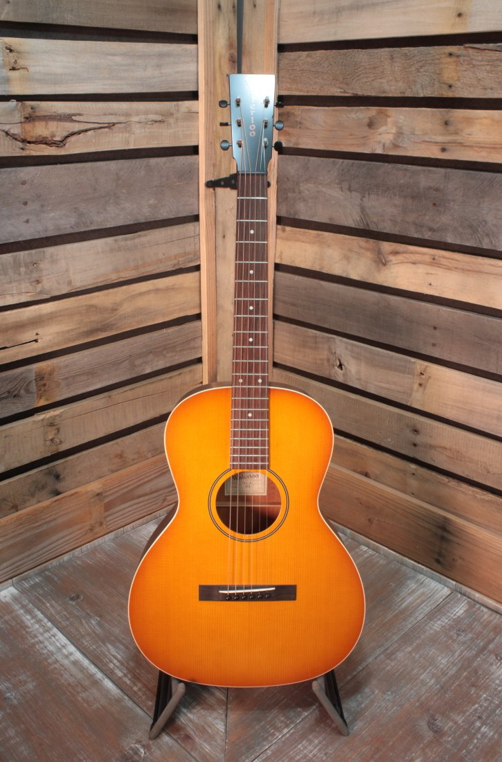 Used Collings Waterloo WL-K Acoustic Guitar with Hardshell Case