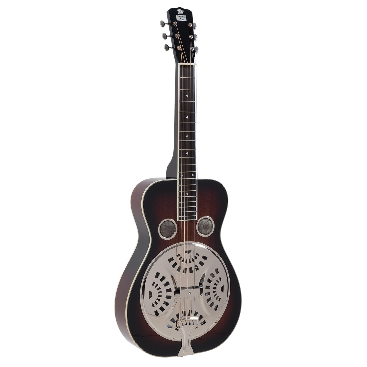 Recording King RR-60-VS Square-neck Resonator Guitar