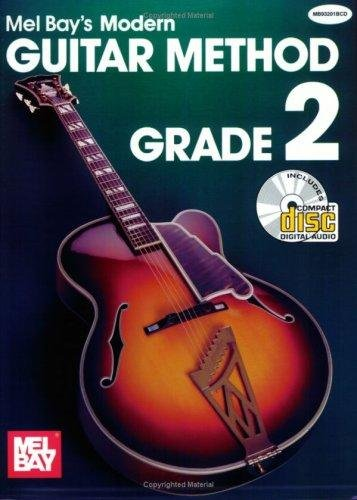 Guitar Method Grade Two - Includes Two CDs