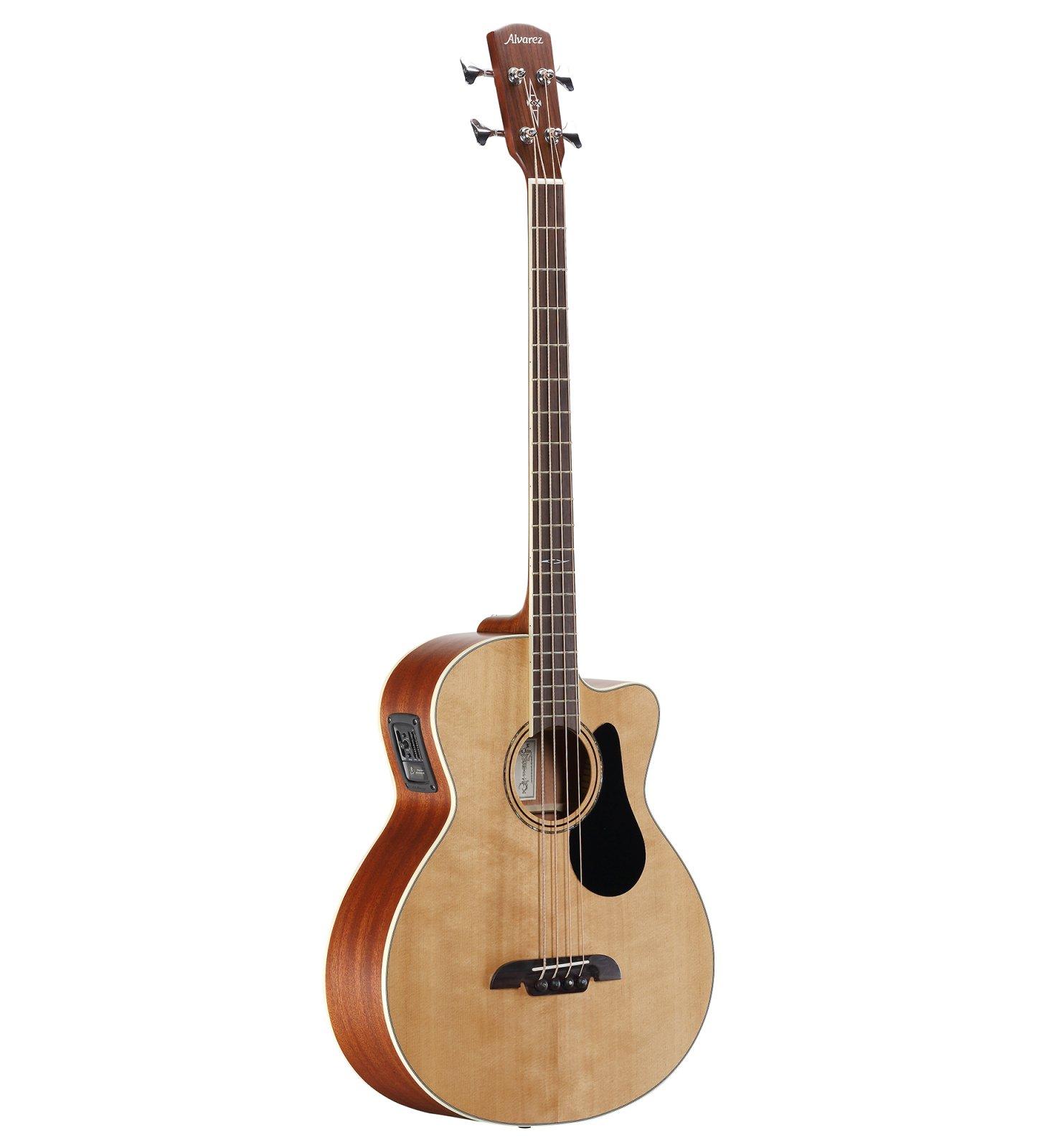 Alvarez AB60CE Acoustic Bass Guitar