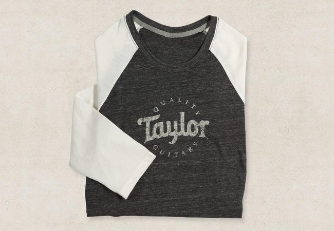 Taylor 43104 Ladies Baseball T-Shirt