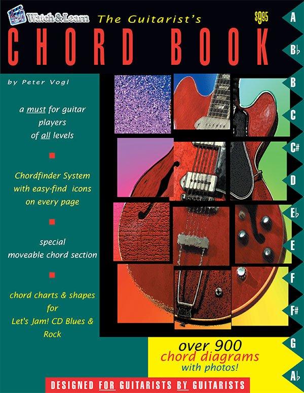 The Guitarist's Chord Book