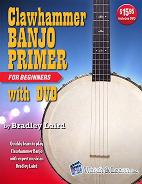 Clawhammer Banjo Primer