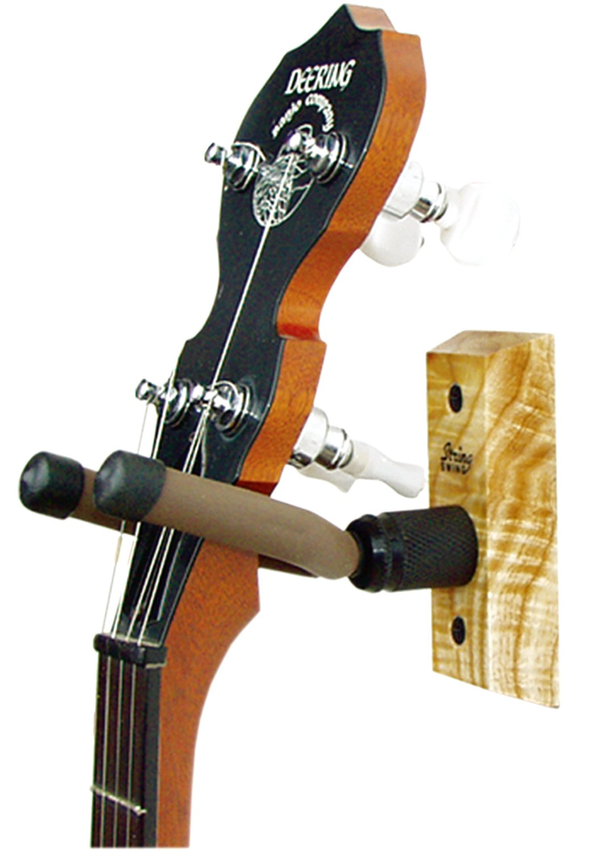 String Swing CC01B-O Oak Banjo Wall Hanger