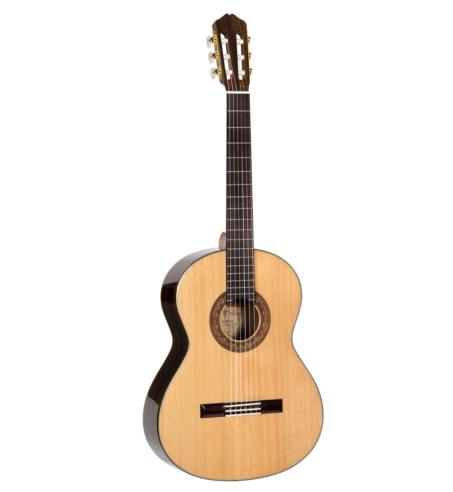 Alvarez-Yairi CY75 Standard Concert Classical Guitar