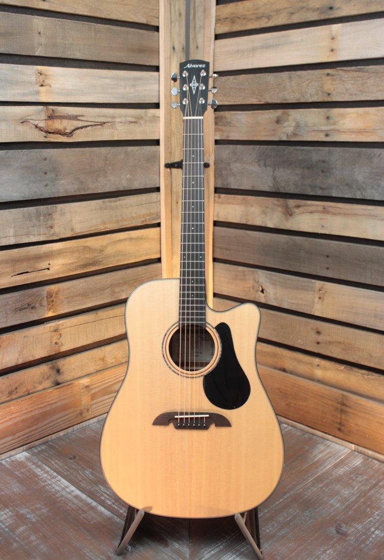Alvarez AD30CE Artist Series Dreadnought Acoustic/Electric Guitar