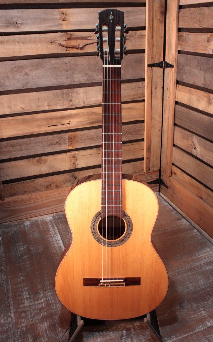 Used (2018) Alvarez CC7 Classical Guitar with Gig Bag