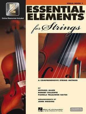 Essential Elements for Strings Viola Book One A Comprehensive String Method- Online Resurces Included