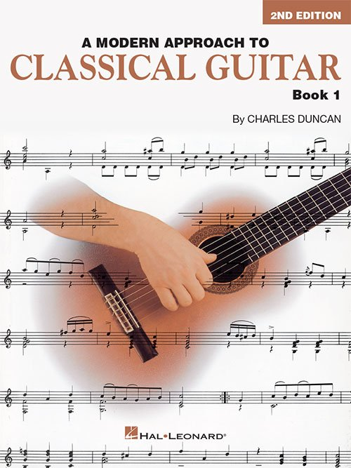 A Modern Approach to Classical Guitar- Book One