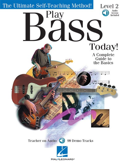 Play Bass Today! Level 2 Book and Audio CD