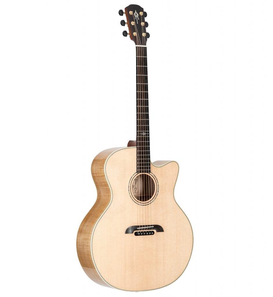 Alvarez-Yairi JYM80CE Masterworks Jumbo All Solid Acoustic/Electric Guitar