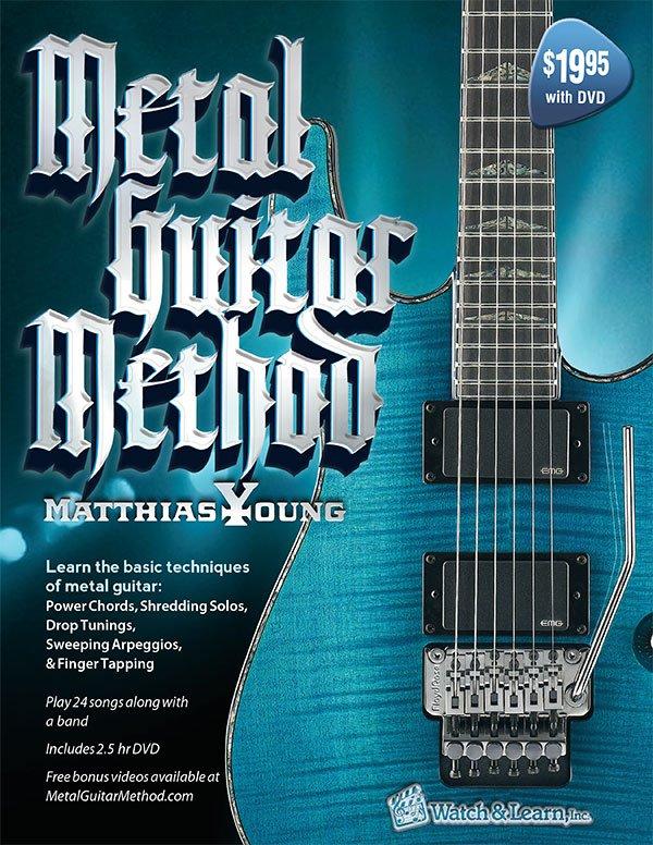 Metal Guitar Method
