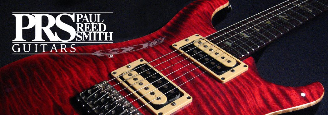 PRS Paul Reed Smith Guitars