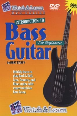 Bass Guitar Instructional DVD