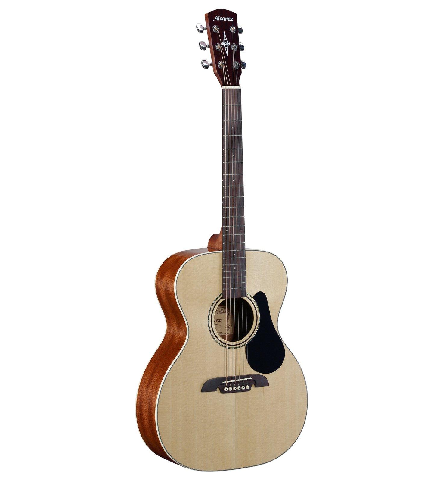 Alvarez RF26 OM/Folk Acoustic Guitar with Gigbag