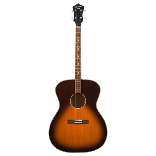 Recording King ROST-7-TS Dirty 30s Series 7 Tenor 000 Acoustic Guitar