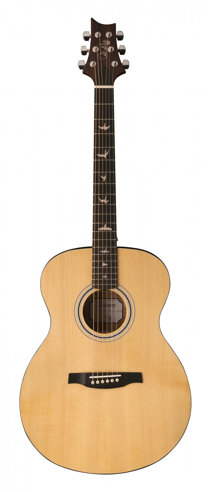 PRS SE TX20E Tonare Acoustic/Electric Guitar with Hardshell Case