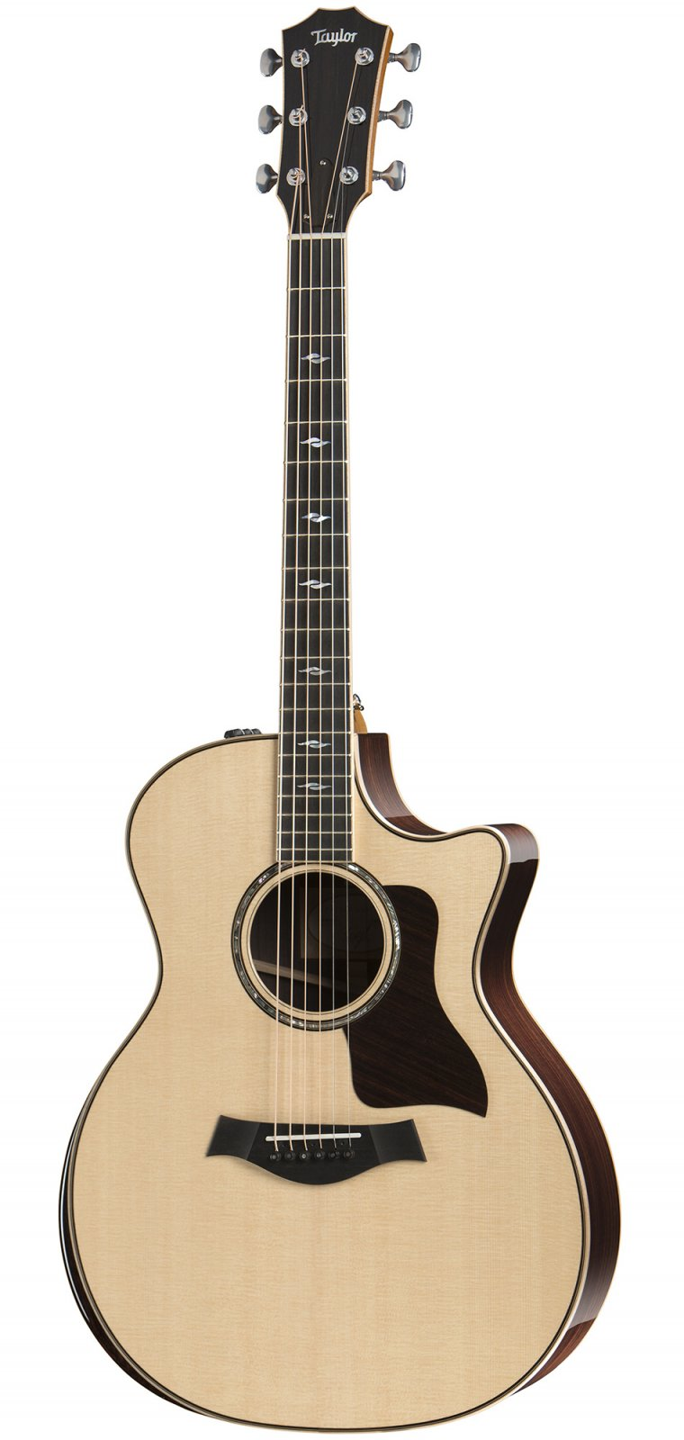 Taylor 814ce DLX V-Class Bracing with Hardshell Case